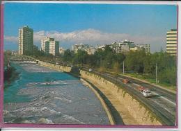 SANTAGO DE CHILE Rio Mapocho Avida - Chile