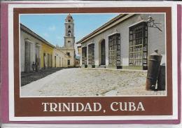 TRINIDAD, CUBA - Cuba