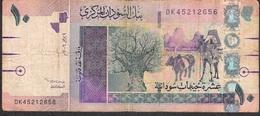 SUDAN P67 10 DINARS 2006 FINE - Soudan