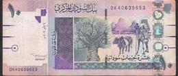 SUDAN P67 10 DINARS 2006 FINE - Soedan