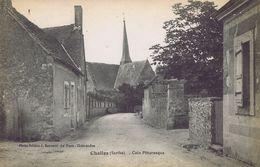 72 - Challes (Sarthe) - Coin Pittoresque - Francia