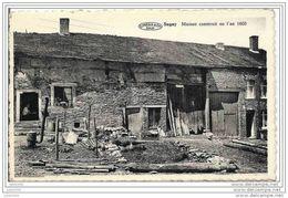 HERMEE ..-- SUGNY ..-- Maison Construite En 1600 . Vers HERMEE , OUPEYE ( COLSON - GODIN - VAN ROY ) . Voir Verso . - Oupeye