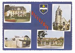 94 Villejuif N°905 Mairie Eglise Théâtre Romain Rolland Hôpital - Villejuif