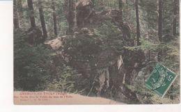 88 Granges Au Tholy Une Roche Dans La Vallée Du Trou De L'enfer - Autres Communes