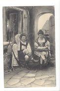 18119 - Couple  Tyrolien Chasseur Et Mucisienne FEC.CH.Scolik Wien - Couples