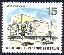 255 Das Neue Berlin 15 Pf Deutsche Oper ** - [5] Berlin
