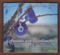 AC -  Yavuz Asöcal Anadolu'dan Güzellemeler Melodies Of Anatolia BRAND NEW TURKISH MUSIC CD - World Music