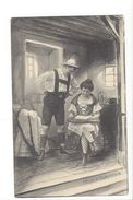 18120 - Couple  Tyrolien Chasseur Et Mucisienne FEC.CH.Scolik Wien - Couples