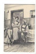 18122 - Couple  Tyrolien Fusil Et Mucisien FEC.CH.Scolik Wien - Couples