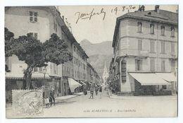 Albertville - Rue Gambetta - Albertville
