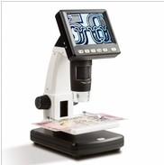 AFFAIRE !! Leuchtturm 346680 LCD DIGITAL MICROSCOPE 10 - 500 X Pour Timbres Billets,etc Digitalmikroskop , Neuf , TTB !! - Pinces, Loupes Et Microscopes