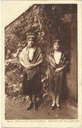 Costumes De La Région De Vallorcine Vers Chamonix - Chamonix-Mont-Blanc