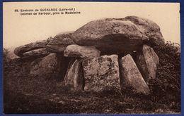 44 SAINT-LYPHARD Dolmen De Kerbour, Près La Madeleine - Saint-Lyphard