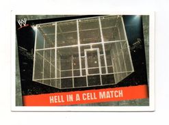 Slam Attax Evolution - HELL IN A CELL MATCH - Sports De Combat
