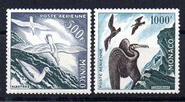 Serie  Nº A-57/8  Monaco - Birds