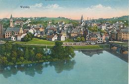 WERDEN - VUE GENERALE - Essen