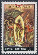 "Romania Romana Rumänien 1995 Mi 5076 ** ""Resurrection"" - Icon / Christus Ikone - Easter / Ostern - Religie"