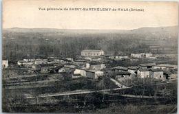 26 - SAINT BARTHELEMY De VALS -- Vue Générale - Andere Gemeenten