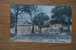 1094/ ESNEUX - Place De L'Eglise (colorisée) - Esneux