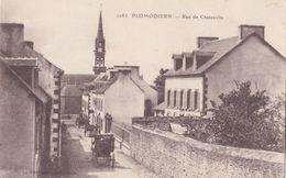Plomordiern, Rue De Chateaulin - Plomodiern