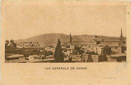 PIE 17-FL-8001 : DAMAS - Syria