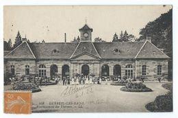 Luxeuil-les-Bains - Etablissement Des Thermes - Luxeuil Les Bains
