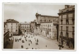 CIVITAVECCHIA - PIAZZA VITTORIO EMANUELE VIAGGIATA FP - Civitavecchia