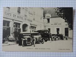 RICHELIEU - Hôtel Du Faisan Et Postes N°701 - Other Municipalities