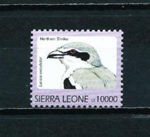 Sierra Leona  Nº Yvert  2766  En Nuevo - Sierra Leone (1961-...)