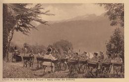 L'école Au Soleil Du Dr Rollier à Cernant S/ Sépey, Vallée Des Ormonts. Animée - VD Vaud
