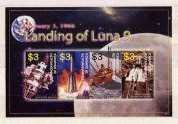 "Dominica, Space, ""Landing Of Luna 9"" - Space"