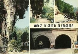 VALGANNA  VARESE  Le Grotte  Fg - Varese