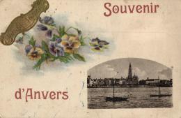 BELGIQUE - ANVERS - ANTWERPEN - Souvenir ... - Antwerpen