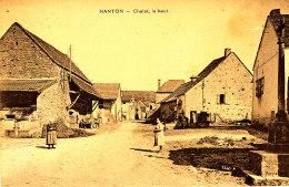 AH 814 / C P A -NANTON  (71)  CHALOT  LE HAUT - Autres Communes