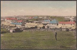 General View, Pensilva, Cornwall, 1926 - Valentine's Postcard - England
