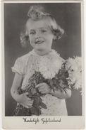 Rotterdam 1935: MEISJE Met BOEKET BLOEMEN / Mädchen Mit Blumen - (AMAG) - Portretten