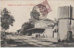 PORTUGAL Estaçao Do Caminho De Ferro (PENAFIEL) Gare Vue Intérieure - Autres