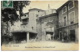 E10 84 MALEMORT Le Grand Portail 1909 - Autres Communes