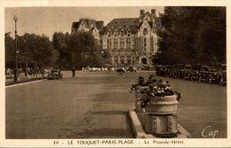 62 LE TOUQUET-PARIS-PLAGE LE PICARDY-HOTEL - Le Touquet