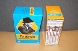 Fernandel,coffret De 5 DVDs,ses Grands Classiques,état Neuf Pour Collection - Action, Adventure