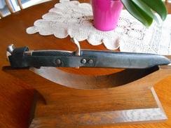 """Couteau Jeunesse """" RZM  1939"""" Poignée Laiton """"marquage RZM """"Alpha"""" Remarquable - Knives/Swords"""