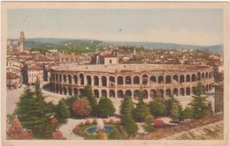 155 - VERONA L'ARENA 1930 CIRCA - Verona