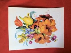 Mercier , Jean Adrien Mercier , D Angers , Affiche Fleurs - Affiches