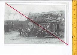 43986 - GELUWE Hoeve De Witte Poorte Na 1918 Cyrielle Deleu - REPRO Op Gewoon Papier - Wervik
