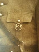 Ancienne Photo D'un Soldat Français, Insigne De Poitrine à Identifier Poilu De 14/18 - War, Military