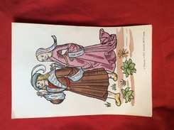 Angers Magnifique Retirage D Une épreuve Faite Au Pochoir Atelier D Art Philipe Petit Angers 43cm X 29cm - Posters