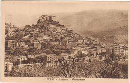 180 - SUBIACO ROMA PANORAMA 1920 CIRCA - Altre Città