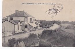 La Bernerie  ( 44 Loire Atlantique )  Route  De Pornic - France
