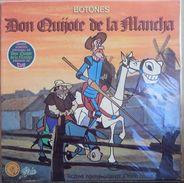 Antonio Areta 33t. LP B.O. TV ESPAGNE *don Quijote De La Mancha* - Vinyl Records