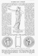 LE DIABOLO DANS L'ANTIQUITE   1909 - Other Collections